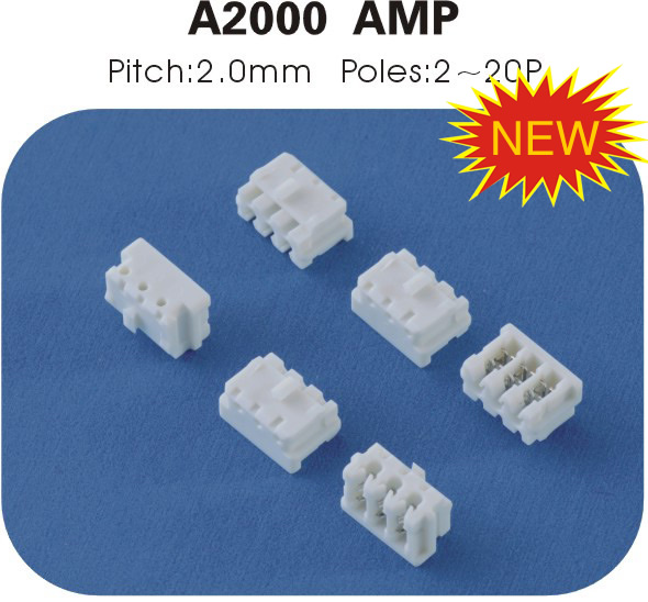 AMP2.0刺破连接器 A20