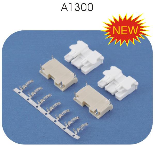 JST显示器连接器 A1300