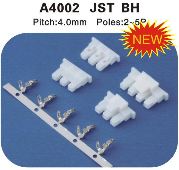 JST BH带扣连接器 A4
