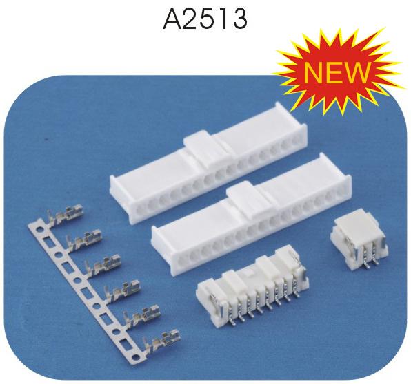 JST XA连接器 A2513
