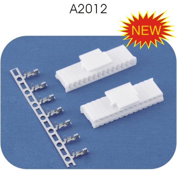 AMP2.0连接器 A2012
