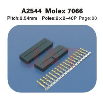 MOLEX 7066 A2544 2.5