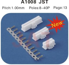 A1008 2.0 JST连接器