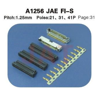 JAE FI-S A1256 1.25M