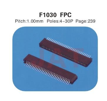 F1030 1.0系类连接器