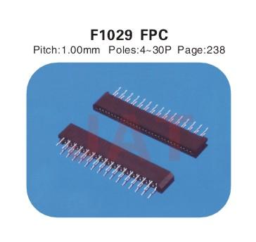 F1029 1.0系类连接器