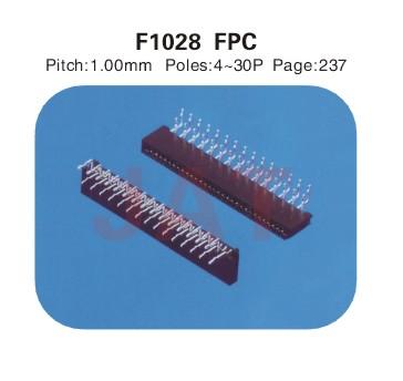 F1028 1.0系类连接器