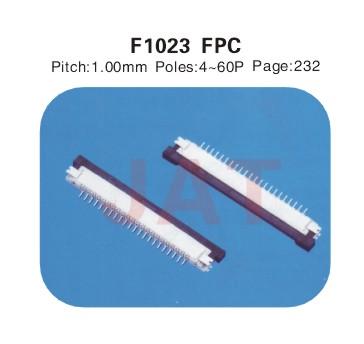 F1023 1.0系类连接器