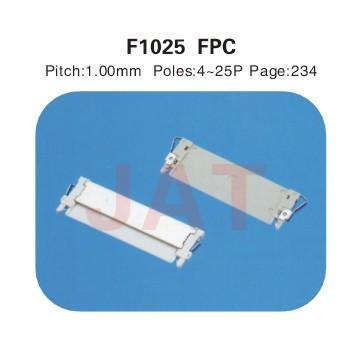F1025 1.0系类连接器
