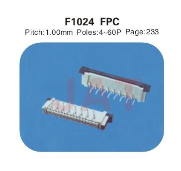 F1024 1.0系类连接器