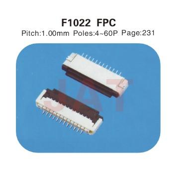 F1022 1.0系类连接器