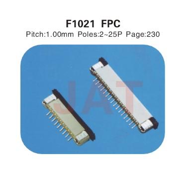 F1021 1.0系类连接器