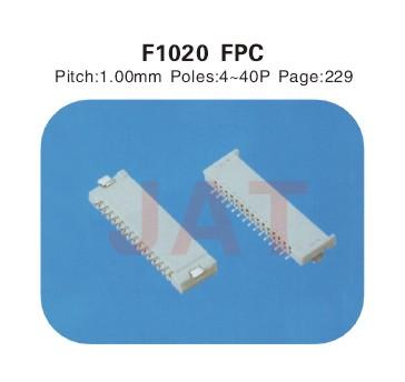 F1020 1.0系类连接器