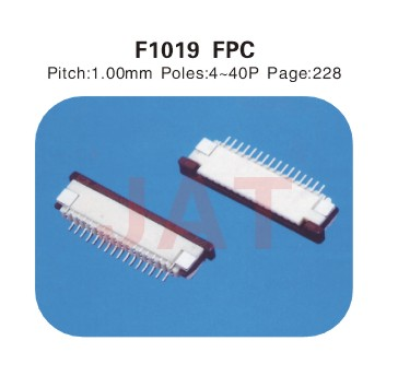 F1019 1.0系类连接器