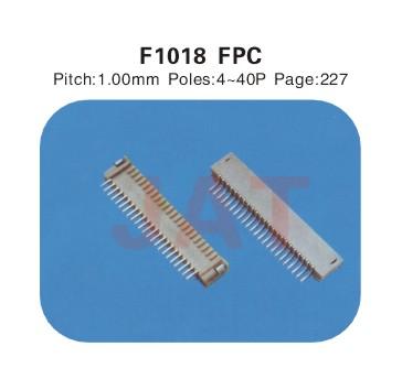 F1018 1.0系类连接器