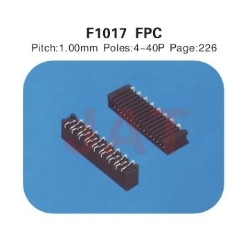 F1017 1.0系类连接器