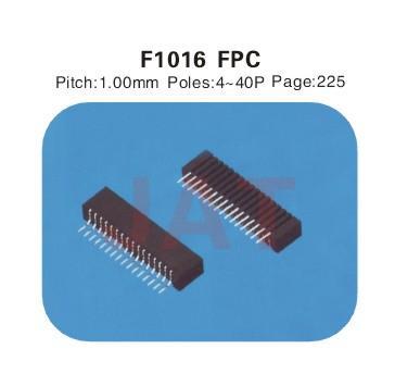 F1016 1.0系类连接器