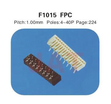 F1015 1.0系类连接器