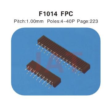 F1014 1.0系类连接器
