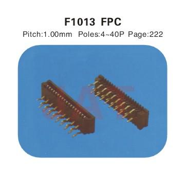 F1013 1.0系类连接器