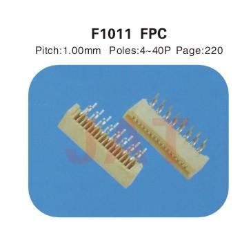 F1011 1.0系类连接器