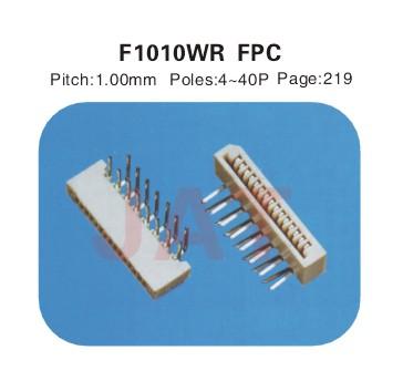 F1010WR 1.0系类连接器