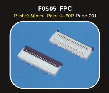 F0505 0.5规格贴片连