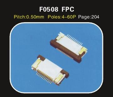 F0508 0.5规格贴片连