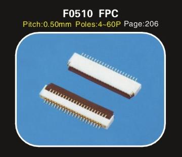 F0510 0.5规格贴片连