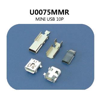 U0075MMR usb连接器