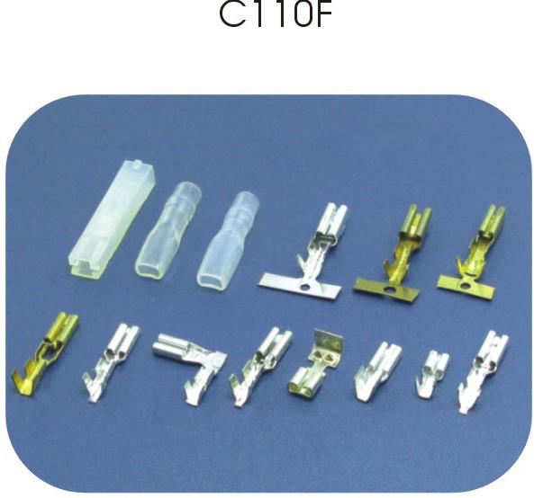 110母端子 C110F