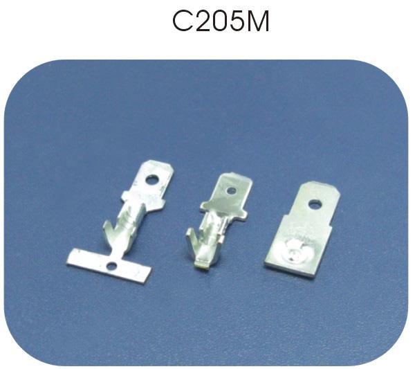 205公端子 C205M