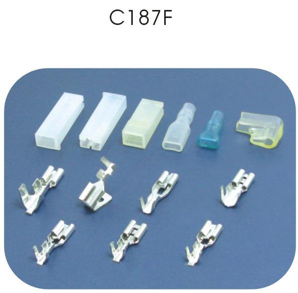 C187f母端子