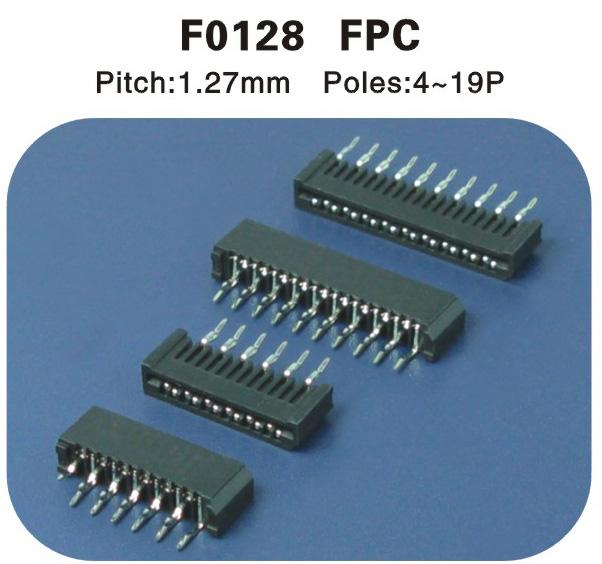 FPC1.27连接器 F0128