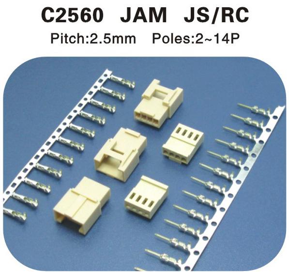 JAM JS/RC连接器 C25