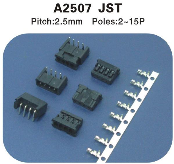 JST 2.5连接器 A2507