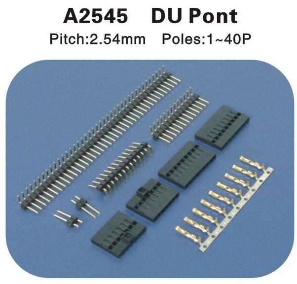 杜邦连接器 A2545
